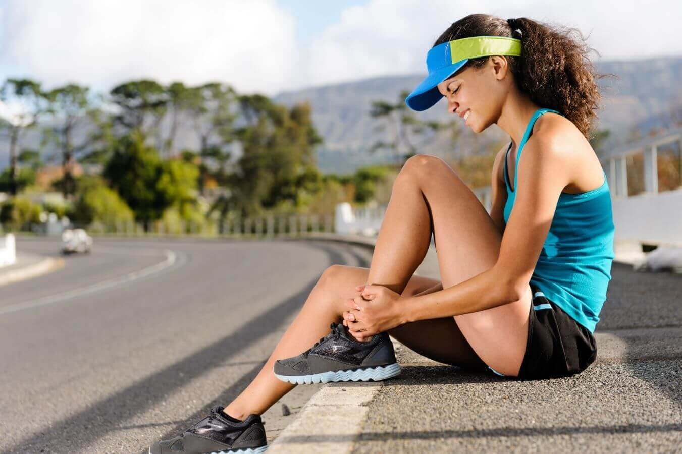frequent injuries in an athlete